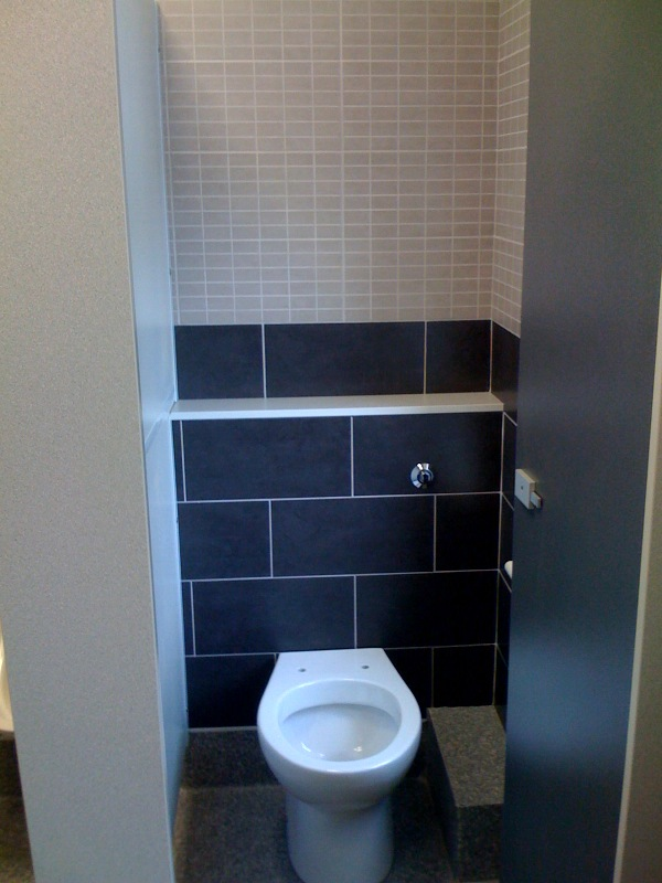 commercial washrooms /bathrooms